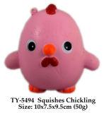 Nuevo juguete divertido del conejo de las salpicaduras