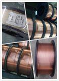 Aws A5.18 digiuna collegare di saldatura efficienti di MIG di magnetico del CO2 della saldatura Er70s-6