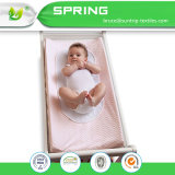 防水再使用可能な変更のパッドの赤ん坊の変更のマットのまぐさ桶のマットレスパッド