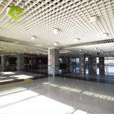 Soffitto di alluminio materiale del Gird della decorazione della costruzione con ISO9001