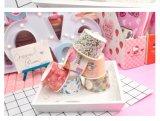 Бумажные стаканчики мороженного хорошего цены цветастые