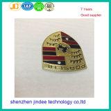 Gravure faite sur commande Nameplate&#160 de plaque d'identification de plaque de logo en métal ; pour des sacs à main