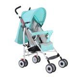 Hellgrüner beweglicher Spaziergänger für den Baby-Fabrik-Onlineverkauf
