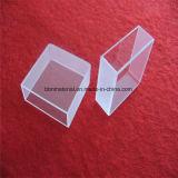 化学薬品のための高品質の無水ケイ酸ガラスのキュヴェット
