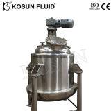 Grau alimentício farmacêutico aquecimento a vapor Mixer de Camisa dupla