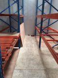 Q235B de l'acier de l'entrepôt de stockage de palettes Heavy Duty rayonnage