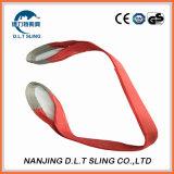 La eslinga EN1492-1 Web Standard