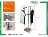 Шкаф одежды высоты трехходовых рукояток регулируемый