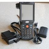 Читатель UHF RFID Handheld с блоком развертки Barcode памяти 1d 2D WiFi GPRS 32GB