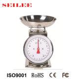 5kg/20g gran Dial mecánica Báscula de cocina