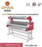 Gw Dmais3-1700 grand format avec un bon fabricant de plastification à chaud