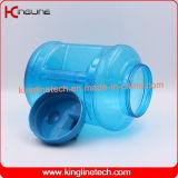 la brocca di plastica 2.5L con la maniglia con plastica mette in mostra la protezione (KL-8015)