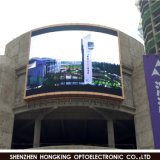 Advertizing를 위한 P8 Full Color Outdoor Fixed LED Display