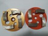 Диск диаманта скрепления металла высокого качества меля для конкретного точильщика