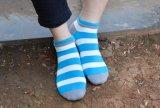 Qualität gekämmter Baumwollstreifen-Knöchel trifft Männer hart