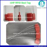 Étiquette de joint d'IDENTIFICATION RF de fréquence ultra-haute pour la gestion de patrimoine