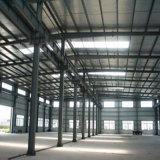 Costruzione galvanizzata calda del magazzino del gruppo di lavoro della struttura d'acciaio