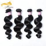 Nueva llegada bruto naturales crudas hermoso cabello brasileño tejiendo