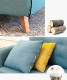 Norte da Europa Mobiliário Sofá estilo sala de estar moderna e simples de 3 Lugares sofá single 1 Sofá de tecido do assento