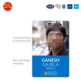 Kundenspezifische Karte der unregelmäßigen Form-RFID für Mitgliedschaft
