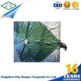 Heißer Verkauf Belüftung-überzogenes Polyester-Gewebe, Belüftung-Biogas-Plane, Vinylplane-Blatt
