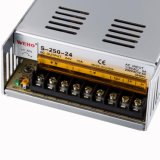 WEHO S-250W 48V 5.2A pour l'équipement d'alimentation