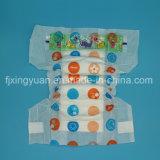 Balles de grade B jetables Bébé doux avec des couches feuille arrière