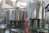 Compléter l'usine remplissante de mise en bouteilles pure de l'eau minérale d'animal familier automatique