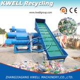 300-3000kg/H 플라스틱 병 레이블 제거제, 재생하는 PE/PP/Pet 병 기계 분리