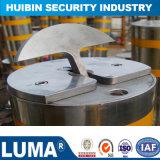 Automatique tous dans un degré de sécurité en hausse hydraulique de poteau d'amarrage stationnant le poteau d'amarrage hydraulique