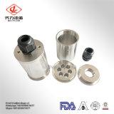 衛生ステンレス鋼の電気熱くする管ベース