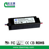 Fonte de alimentação impermeável certificada UL 56W do diodo emissor de luz 45V 0.9A IP65