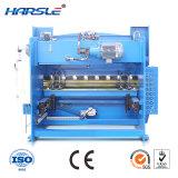Os produtos distribuídos todo mundo Overvthe Wc67y 40t/2500 Placa Hidráulica CNC máquina de dobragem
