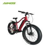 """26"""" 48V 1000W Exercício Montanha meados de gordura do Motor de Acionamento de bicicletas eléctricas dos pneus"""