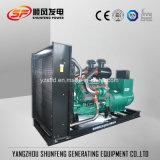 Des performances fiables 350kVA 280KW de puissance électrique de la Chine Shangchai Générateur Diesel