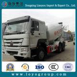 Sinotruk HOWO 6X4 com o caminhão do misturador 10cubic concreto para a venda