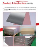 Gelamineerd Bekleed van het Koper van de Basis van het Aluminium van de Dissipatie van de Hitte EPA