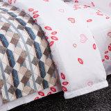 卸し売りデラックスな綿の病院用ベッドの麻布
