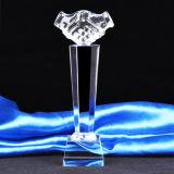 De goedkope In het groot Toekenning van de Trofee van de Pijler van het Glas van het Kristal