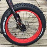 El bastidor de aleación de 26 pulgadas de la batería de la grasa oculta de 4,0 pulgadas neumático de bicicleta eléctrica
