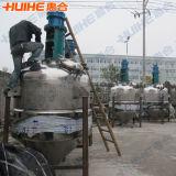 食糧のためのステンレス鋼の反作用タンク