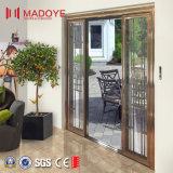 Puerta deslizante eléctrica del diseño de la puerta principal de los surtidores de China