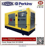 40kw/50kVA Diesel Silent Generator Powered by Lovol-Perkins Engine-20171012I