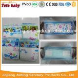 Mutanda di addestramento del bambino dell'OEM, fornitori a gettare dei pannolini del bambino del contrassegno privato di Panpansoft in Cina