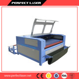 Автомат для резки гравировки лазера СО2 Hotsale 160100s кожаный