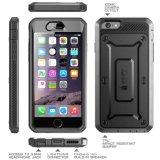 2015堅いシェルのiPhone 6のための耐震性のHybirdの携帯電話の箱