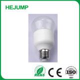 7W пластмассовые клад алюминиевых 590нм LED светодиодная лампа Repeller Комаров