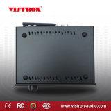 직업적인 오디오 Bluetooth 전치 증폭기 수신기 시스템 - 디지털 선반 마운트 스튜디오 전치 증폭기