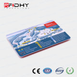 Inkjet MIFARE Mango Cartão de transporte público de papel de RFID