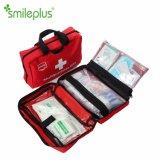 Kit de primeros auxilios de nylon del viaje de la familia del OEM para el aparato médico